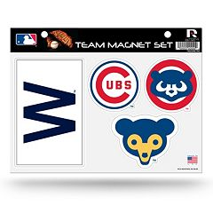 Chicago Cubs Team Magnet Set