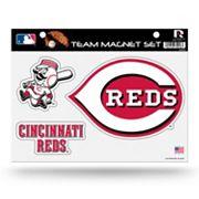 Cincinnati Reds Team Magnet Set