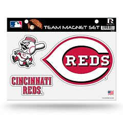 Cincinnati Reds Team Magnet Set