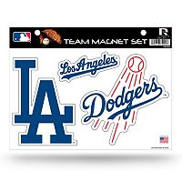 Los Angeles Dodgers Team Magnet Set
