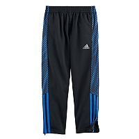 Boys 4-7x adidas Helix Vibe Striker 17 Zip Ankle Pants