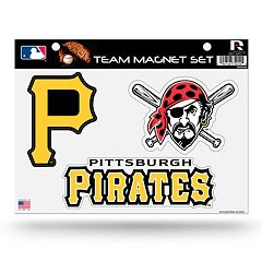 Pittsburgh Pirates Team Magnet Set