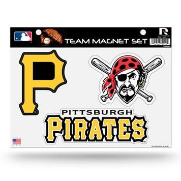 Pittsburgh Pirates Team Magnet Set