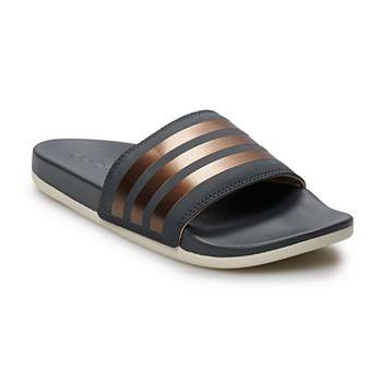 be703b76b adidas adilette Cloudfoam Women s Slide Sandals