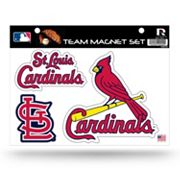 St. Louis Cardinals Team Magnet Set