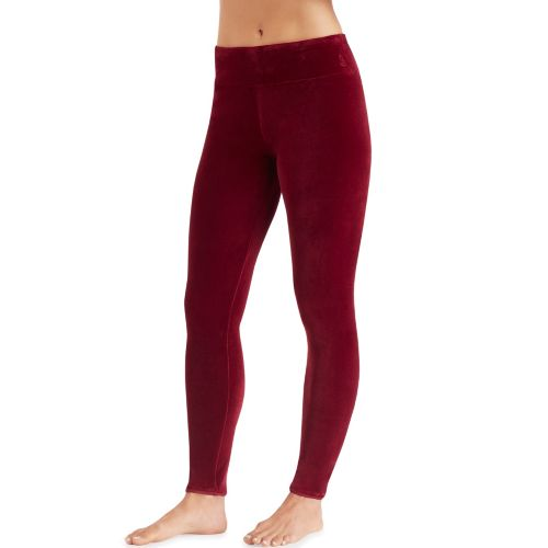 Women's Cuddl Duds Plush Velour Leggings by Kohl's