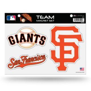 San Francisco Giants Team Magnet Set