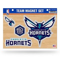 Charlotte Hornets Team Magnet Set