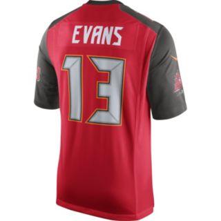 Men's Nike Tampa Bay Buccaneers Mike Evans Replica NFL Jersey