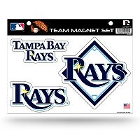 Tampa Bay Rays Team Magnet Set