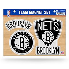 Brooklyn Nets Team Magnet Set