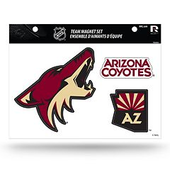 Arizona Coyotes Team Magnet Set