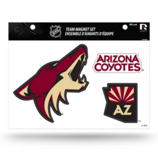 Arizona Coyotes Team Magnet Set