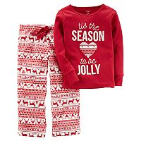Toddler Girl Carter's 2-pc. Fleece
