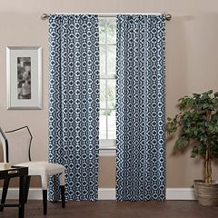 eclipse 1-Panel Radnor Thermaweave Room Darkening Window Curtain