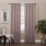 eclipse Radnor Thermaweave Room Darkening Window Curtain