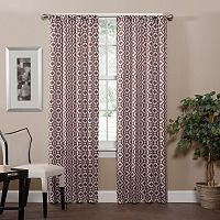 eclipse Radnor Thermaweave Room Darkening Window Curtain