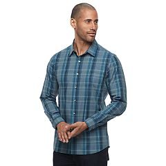 Men's Apt. 9® Premier Flex Slim-Fit Stretch Button-Down Shirt