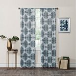 eclipse Olivia Room-Darkening Window Curtain