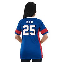 Women's Majestic Buffalo Bills LeSean McCoy Draft Him Fashion Top