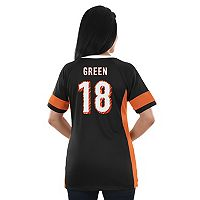 Women's Majestic Cincinnati Bengals A.J. Green Draft Him Fashion Top