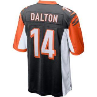 Men's Nike Cincinnati Bengals Andy Dalton NFL Alternate Replica Jersey