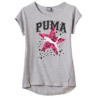 Girls 7-16 PUMA Star Graphic Tee