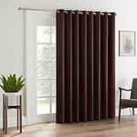 Eclipse Tricia Room-Darkening Patio Door Panel