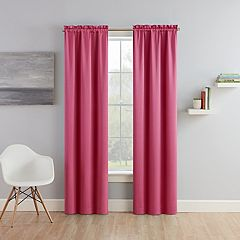 Eclipse Tricia Room-Darkening 2-Pack Window Curtains