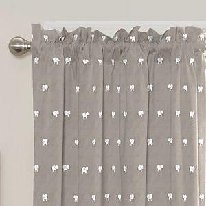 eclipse Kids Peanut Pals Blackout Window Curtain