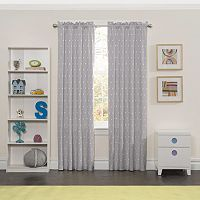 eclipse MyScene Superstar Thermaback Blackout Window Curtain