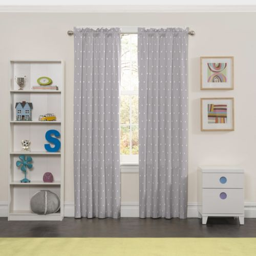 eclipse MyScene Superstar Thermaback Blackout Curtain