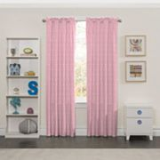 eclipse MyScene Tiny Bella Thermaback Blackout Window Curtain