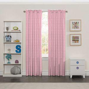 eclipse Tiny Bella Blackout Window Curtain