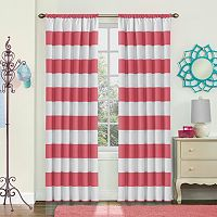 eclipse MyScene Peabody Thermaback Blackout Window Curtain