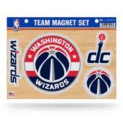 Washington Wizards Team Magnet Set