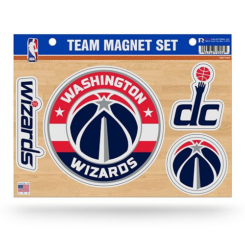 Washington Wizards Team Magnet Set