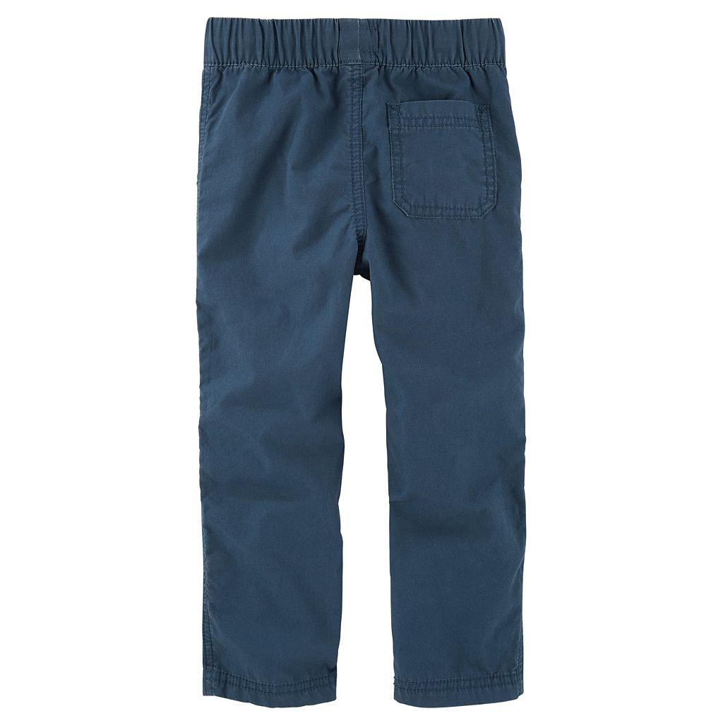 Boys 4-12 OshKosh B'gosh® Convertible Roll Tab Pants