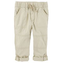 Boys 4-12 OshKosh B'gosh® Convertible Roll Tab Pants