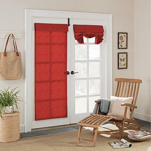 Parasol 1 Panel Key Largo Indoor Outdoor French Door Curtain