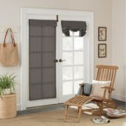 Parasol 1-Panel Key Largo Indoor Outdoor French Door Curtain