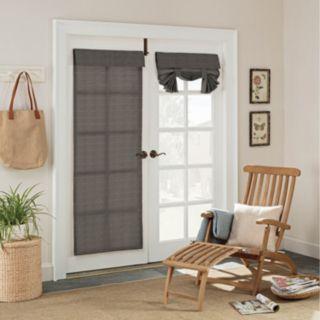 Parasol 1-Panel Key Largo Indoor Outdoor French Door Curtain
