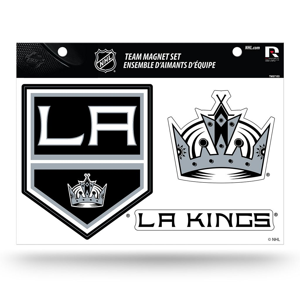 Los Angeles Kings Team Magnet Set