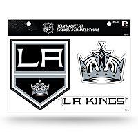 Los Angeles Kings Team Magnet Set