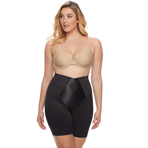 f37ed44bfd4 Plus Size Maidenform Shapewear Easy Up Thigh Slimmer 12357