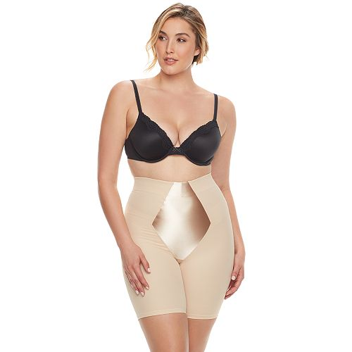 Plus Size Maidenform Shapewear Easy Up Thigh Slimmer 12357
