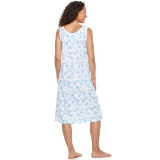Women's Croft & Barrow® Pajamas: Long Knit Sleepshirt