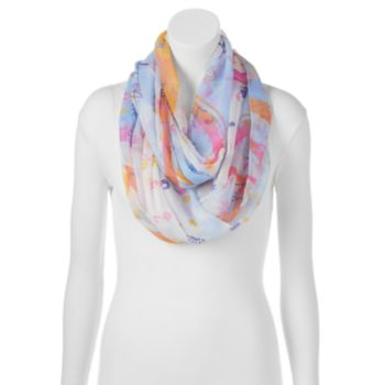 love this life Whimsical Infinity Scarf