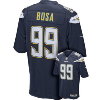 Men's Nike San Diego Chargers Joey Bosa Replica NFL Jersey
