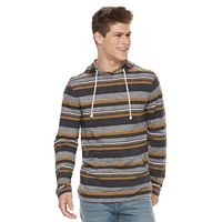 Men's Urban Pipeline® Striped Hooded Tee